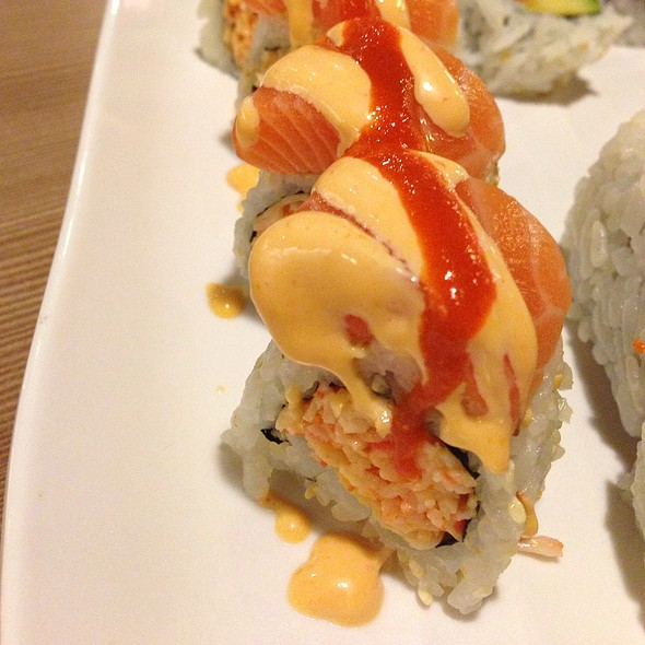 Jazmine roll - Fujiyama Steak House of Japan, Indianapolis, IN