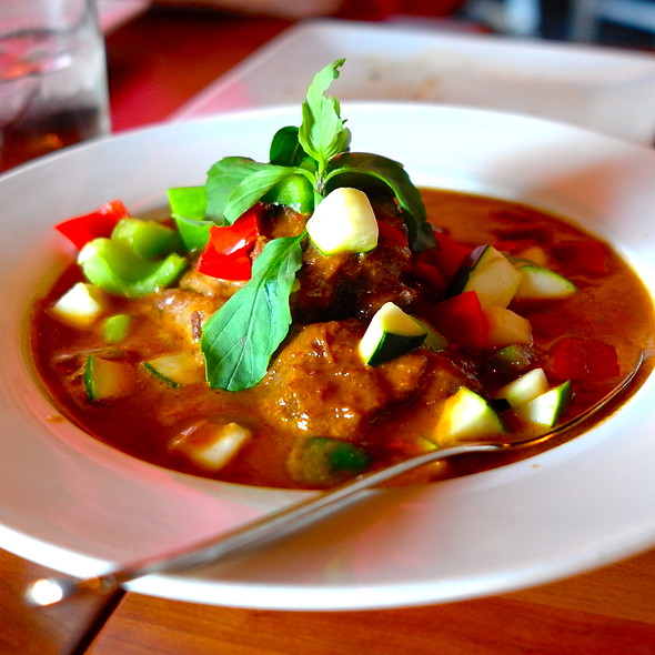 Braised beef Panang Curry - Soi4 Bankgok Eatery - Scottsdale, Scottsdale, AZ