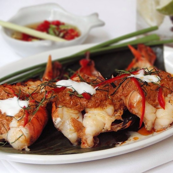 Goong Pao Penang - Sri Suwoon Thai Restaurant, London