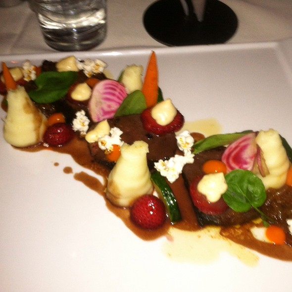 sous vide steak - Franck's, Salt Lake City, UT