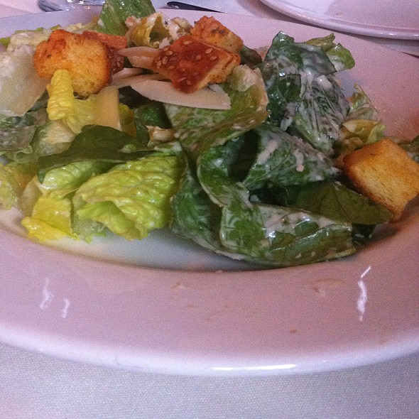 Caesar Salad - Jake's Steakhouse, Bronx, NY