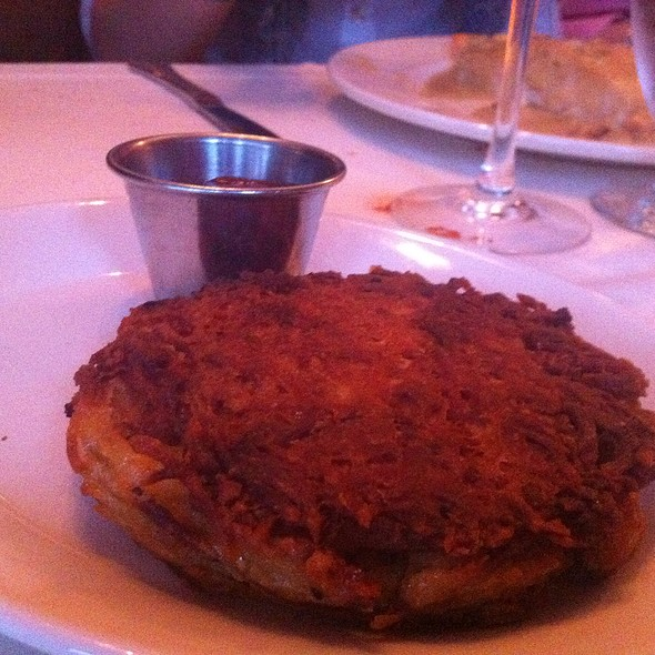 Hash Browns - Jake's Steakhouse, Bronx, NY