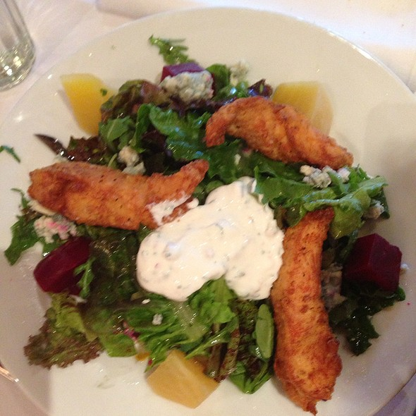 Fried Chicken Salad - Lark Creek Walnut Creek, Walnut Creek, CA