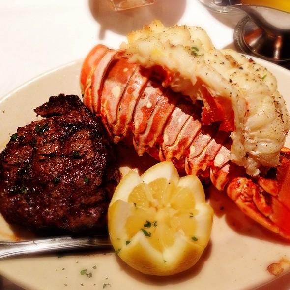 Steak and Lobster - The Bull Ring, Santa Fe, NM