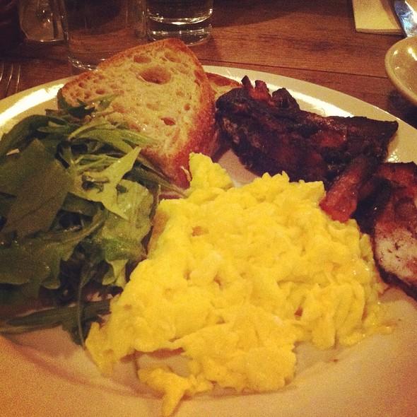 Scrambled Eggs - The Smile, New York, NY
