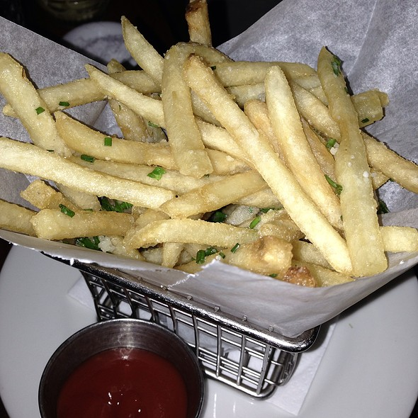 Parmesan Truffle Fries - Catch New York, New York, NY