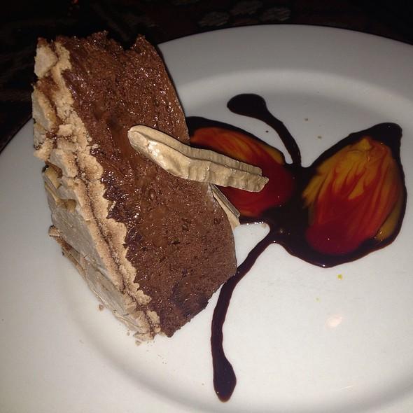 Chocolate Mousse Cake - CAV Restaurant, Providence, RI