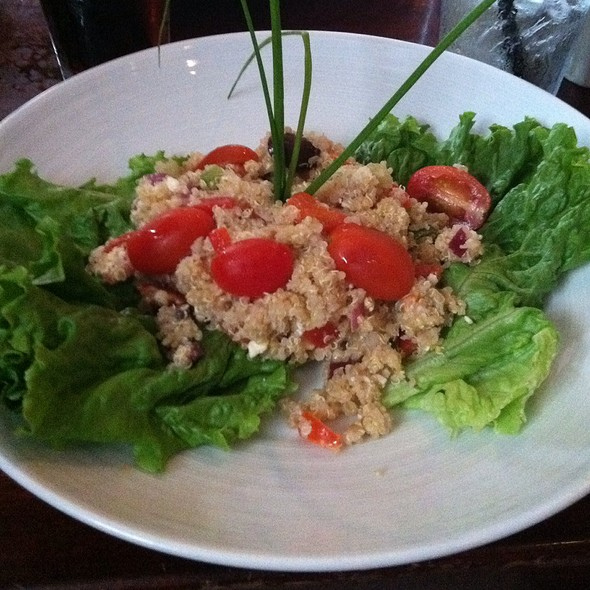 Mediterranean Quinoa Salad - Rams Head Tavern - Annapolis, Annapolis, MD