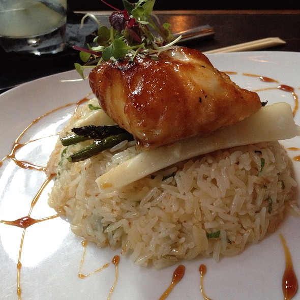 Miso Glazed Black Cod - Zengo - NYC, New York, NY