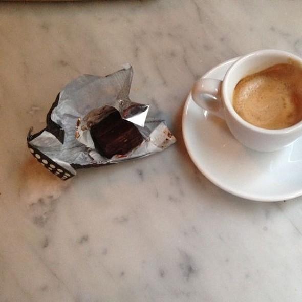 Espresso - Giovanni Rana Pastificio & Cucina, New York, NY