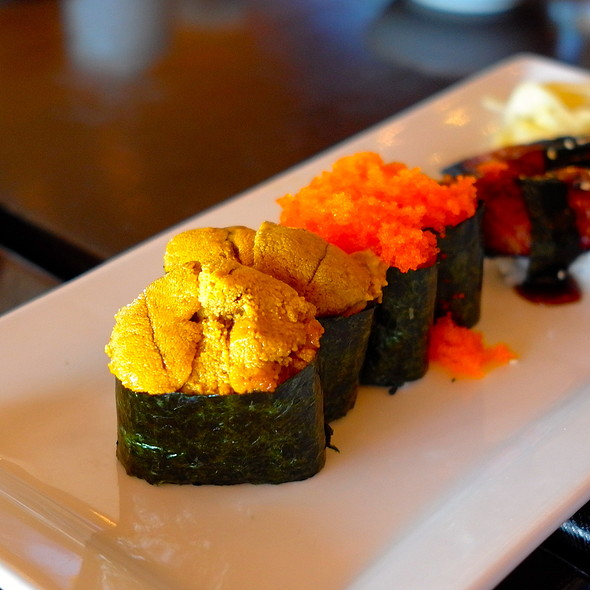 Uni (sea Urchin) - Pure Sushi Scottsdale, Scottsdale, AZ