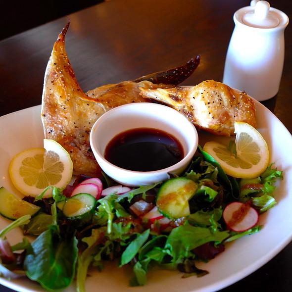 Hamachi Kama - Yellowtail Cheek - Pure Sushi Scottsdale, Scottsdale, AZ