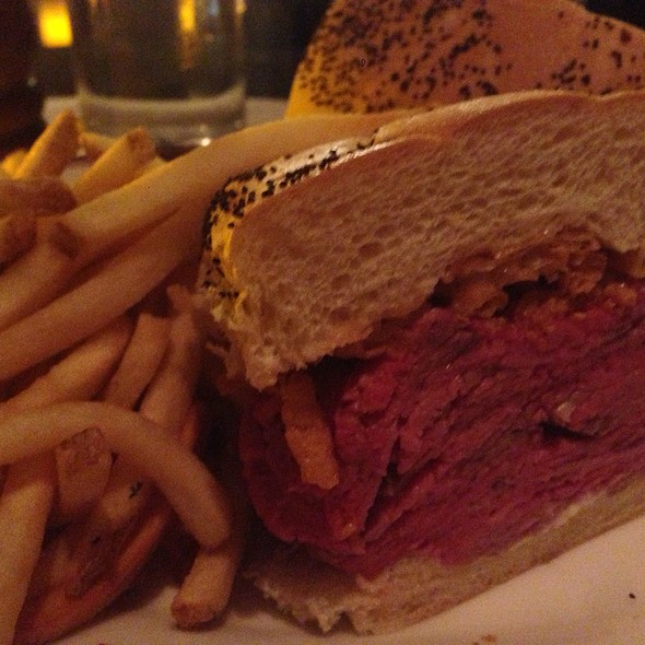 Roast Beef Sandwich - Eastern Standard, Boston, MA