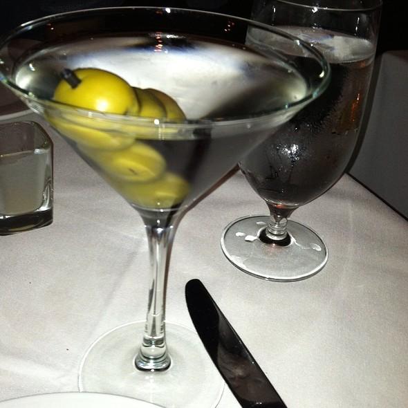 Martini - Strip House, New York, NY