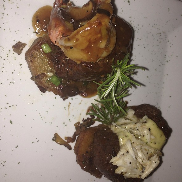 Filet Duo - Pappas Bros. Steakhouse, Dallas, TX