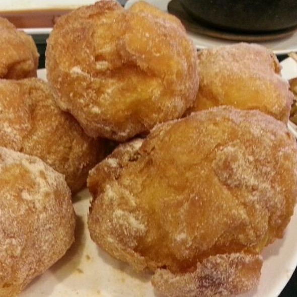 HK Style Egg Puffs