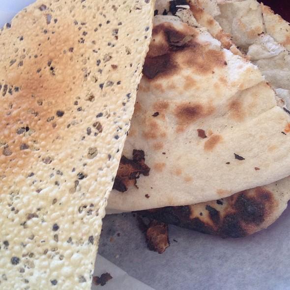 Naan Bread - Saffron Indian Cuisine Orlando, Orlando, FL
