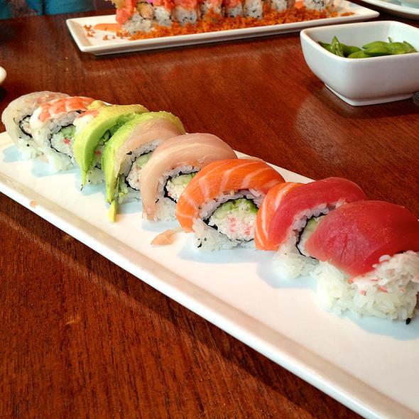 Rainbow Roll - Kabuki Japanese Restaurant - Tempe, Tempe, AZ