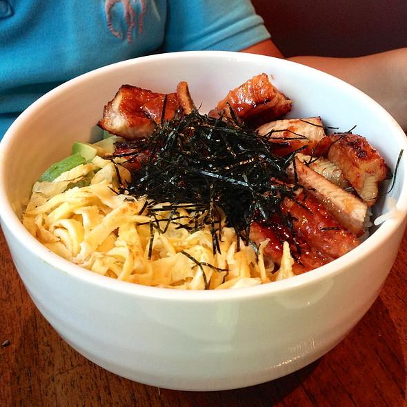 Unagi Bowl - Kabuki Japanese Restaurant - Tempe, Tempe, AZ