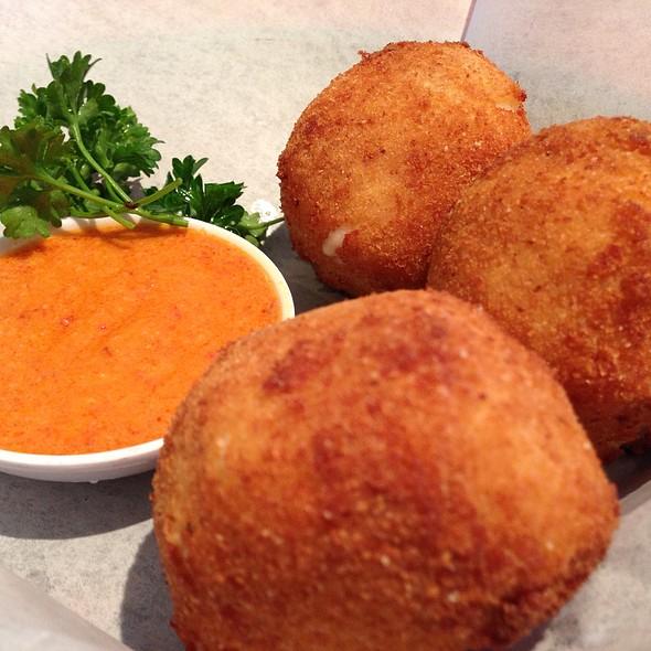 Potato Balls - Simpang Asia, Los Angeles, CA