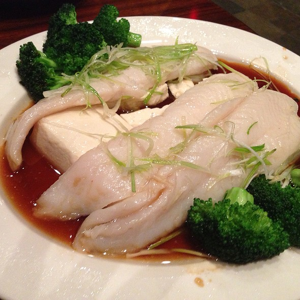 Steamed Fish Fillet On Tofu - Red Lantern – Thunder Valley Casino Resort, Lincoln, CA