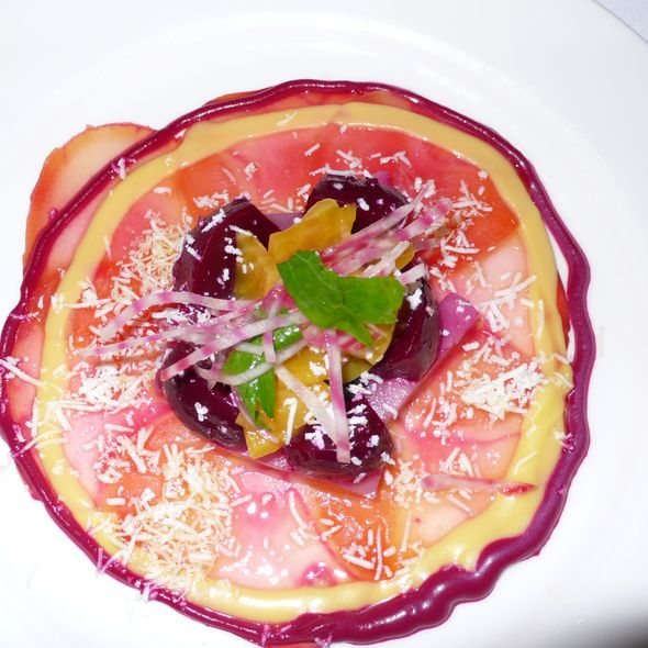 Beet Salad - B&B Ristorante, Las Vegas, NV