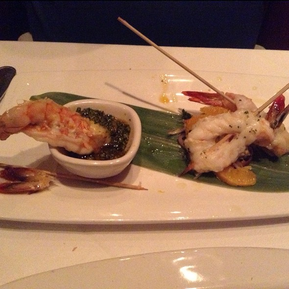 Shrimp - Fleming's Steakhouse - Winter Park, Winter Park, FL