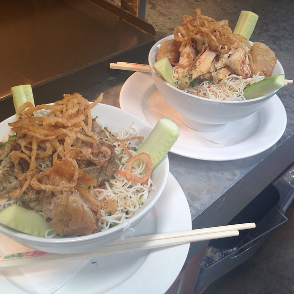 Vermicelli Noodle Salad Bowl - Napa General Store, Napa, CA