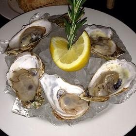Oysters - Maxwells, West Fargo, ND
