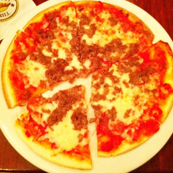 Picante pizza - Joe's American Bar and Grill - Woburn, Woburn, MA