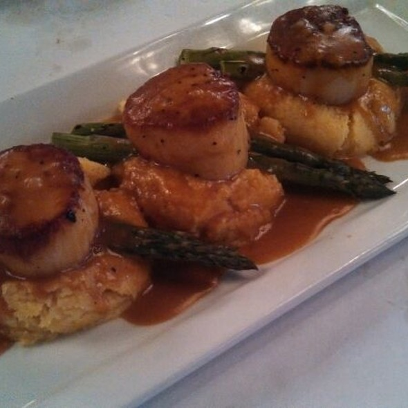Pan-seared Sea Scallops - Timpano Italian Chophouse - Rockville, Rockville, MD
