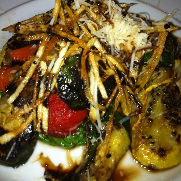 Grilled Vegetable Salad - Humphrey's Tavern, Glen Gardner, NJ