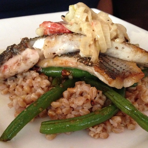 Nc Wild Striped Bass - Watts Grocery, Durham, NC