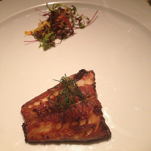 Black Cod - The Quilon, London