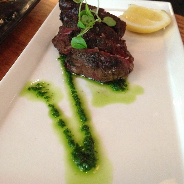 Hanger Steak - Amada PHL, Philadelphia, PA