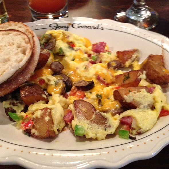 Hoppel Poppel - Joey Gerard's - A Bartolotta Supper Club - Greendale, Greendale, WI