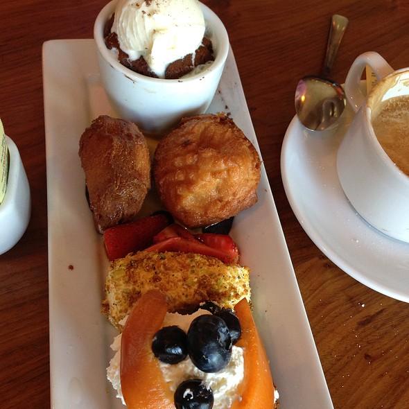 Trio Of Desserts - Bellanico Restaurant and Wine Bar, Oakland, CA
