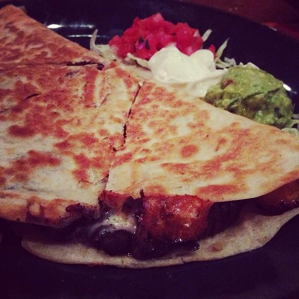 Steak Plantain & Black Bean Quesadilla - Rocco's Tacos & Tequila Bar - Boca Raton, Boca Raton, FL