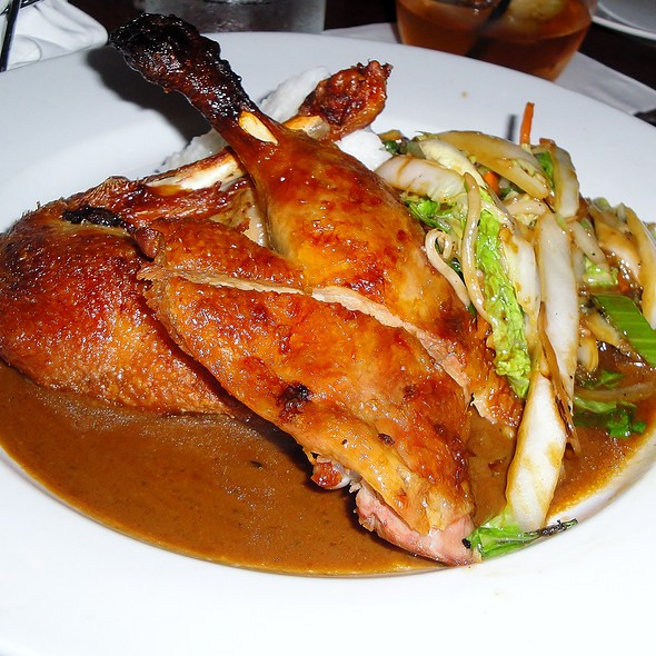 Roasted Duck - dp An American Brasserie, Albany, NY