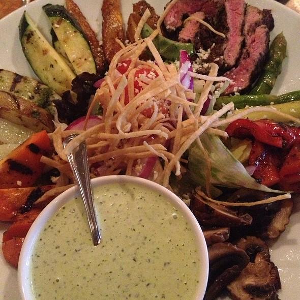 Pampas Salad - Churrascos - River Oaks, Houston, TX
