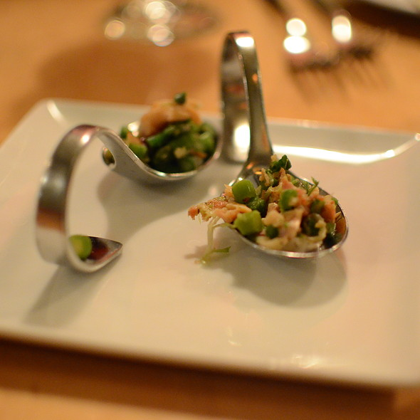 Amuse Bouche - Zees Grill, Niagara-on-the-Lake, ON