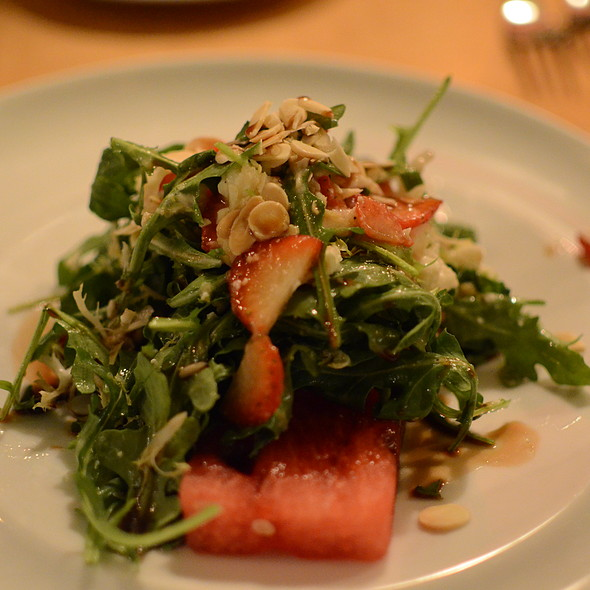 Arugula Salad - Zees Grill, Niagara-on-the-Lake, ON