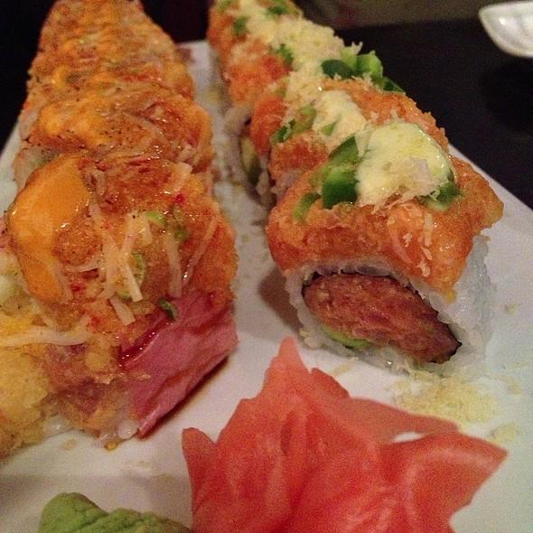 Sushi Rolls - Sakana Sushi, Wayzata, MN