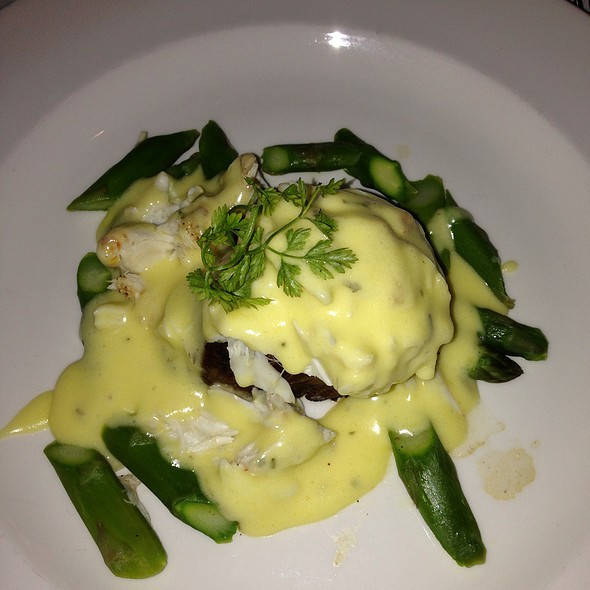 Filet Oscar With Crab And Béarnaise Sauce - The Capital Grille - Naples, Naples, FL