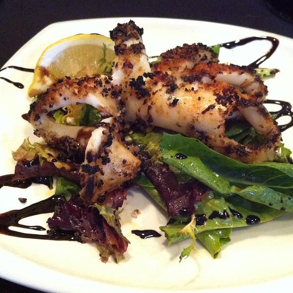 Grilled Calamari - Baldini, Toronto, ON