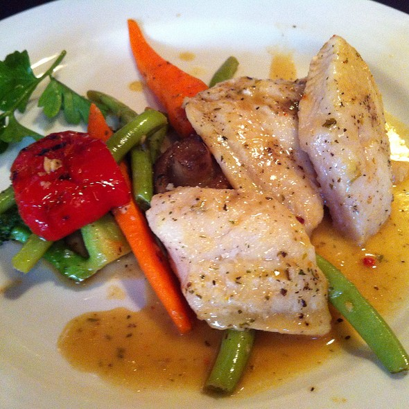 Fish Special Of The Day - Sea Bass - Baldini, Toronto, ON