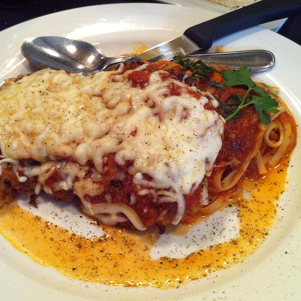 Veal Parmesan - Baldini, Toronto, ON