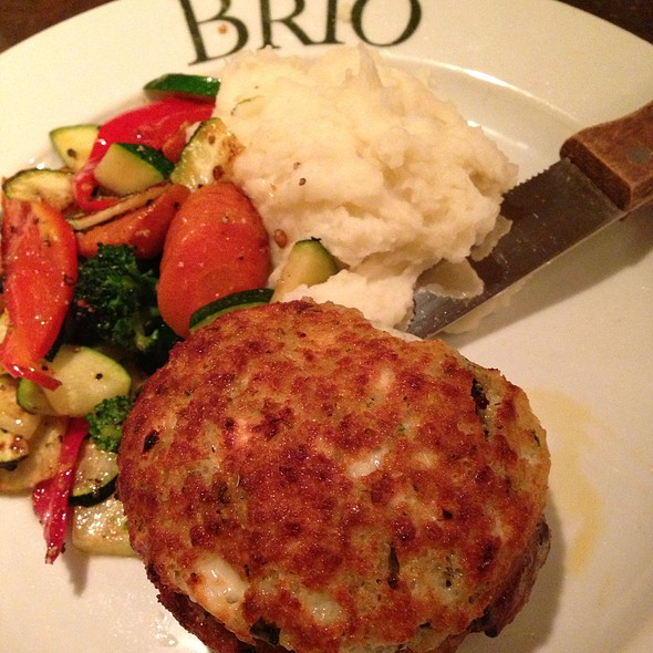 Gorgonzola Filet - BRIO Tuscan Grille - Lombard - The Shops on Butterfield, Lombard, IL