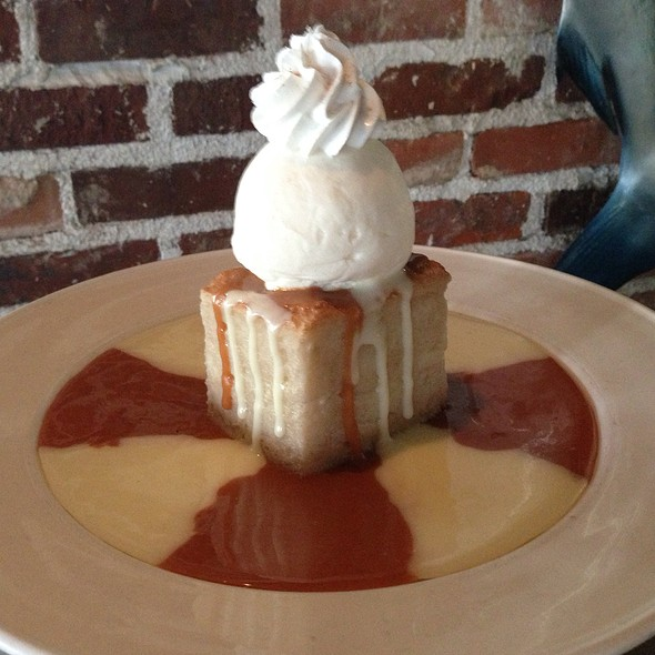 New York Cheesecake - Landry's Seafood House - Las Vegas, Las Vegas, NV