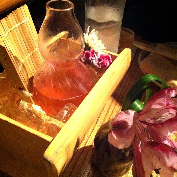 Plum Sake - Sakagura, New York, NY